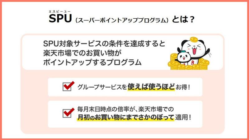 SPUとはグループサービスを使うとポイント倍率が増えるプログラム